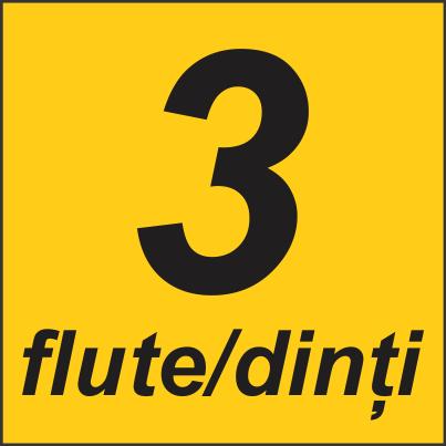 3 Dinti