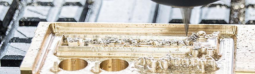 Freze CNC