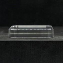 Freze cu un dinte polisat pentru obtinerea muchiilor finisate